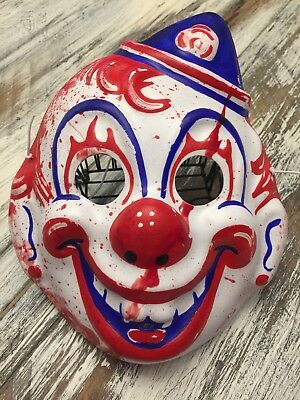 Rob Zombie Halloween Clown Mask.Halloween Rob Zombie Clown Mask Replica Young Michael Myers Horror