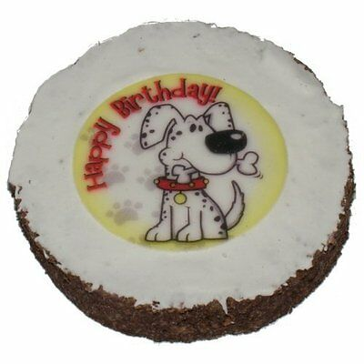 Hatchwell Birthday Cake for Dogs