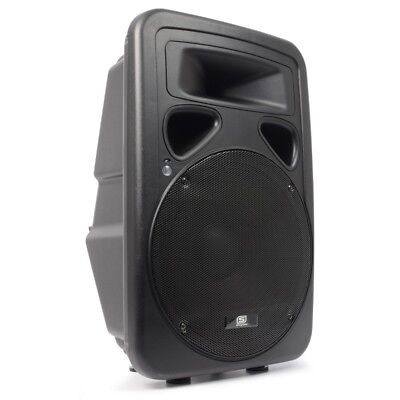 "PA aktiv Lautsprecher Box 800W 15"" Woofer - Monitor DJ Party Karaoke EON Speaker"
