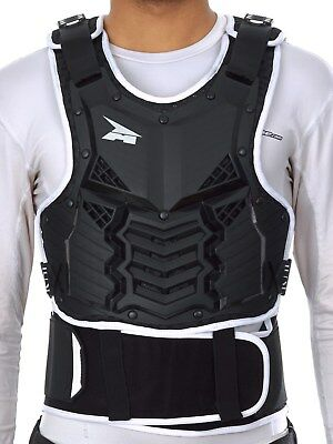 Axo Black 2018 Dobermann MX Chest Protector