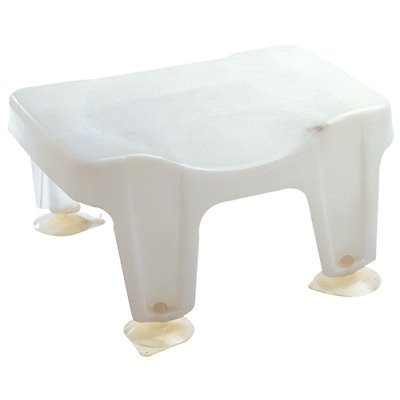 Non Slip In Bath Seat With Suckers - Heavy duty bath seat - 30 stone capacity.