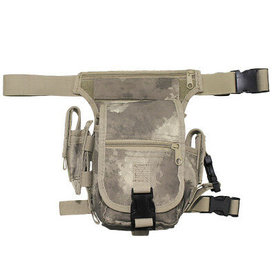 MFH Hip Bag Trekking Hiking  Fishing Cargo Outdoor Army Style Bum HDT Camo AU