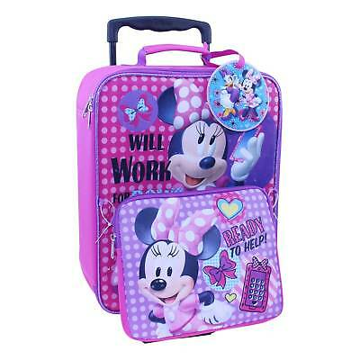 Minnie Mouse® Luggage Set - 3pc
