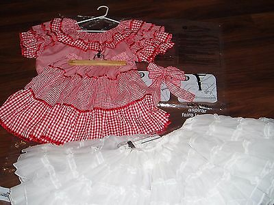 Women's Square Dance outfit size Medium EXC Condition