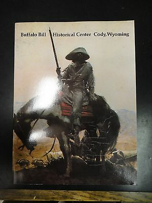 Cody, Wyoming's Buffalo Bill Historical Center Guide & Catalog from 1977