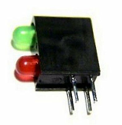 10 Green Over Red S Scale Switch Position Indicator Leds