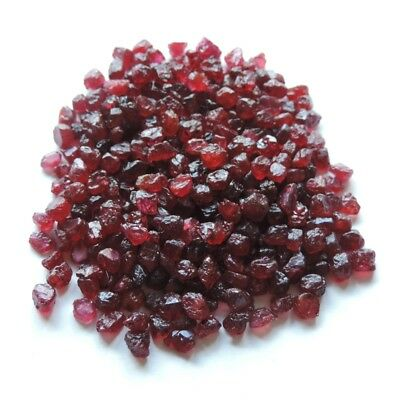 30.42 ct sparkling lot rough top blood red natural unheated ruby 100 % new