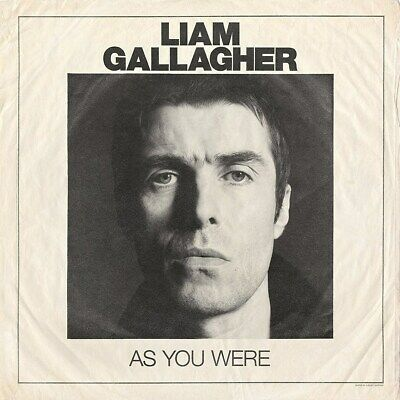 As You Were - Liam Gallagher (Album) [CD]