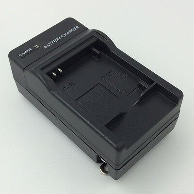 Charger for SAMSUNG PL120 PL-120 DUAL-View Digital Camera Battery BP-70A BP70A