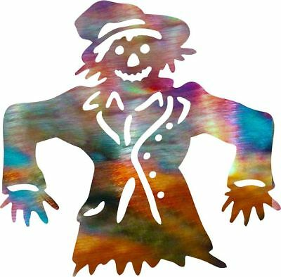 DXF CNC dxf for Plasma Halloween Scarecrow 1  Yard art Lawn Stakes Holiday