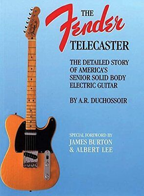 The Fender Telecaster: A Detailed Story of Americas Senior Solid Body Electric