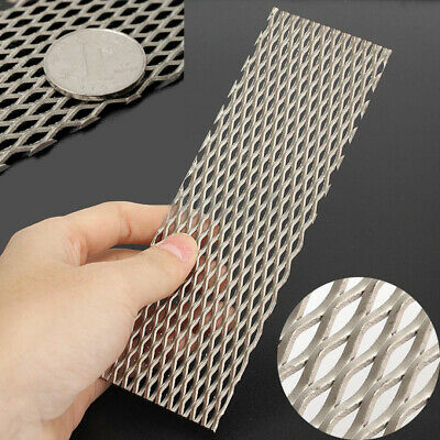 1pc New 50mm*165mm Recycled Metal Titanium Mesh Sheet Electrode for Electrolysis