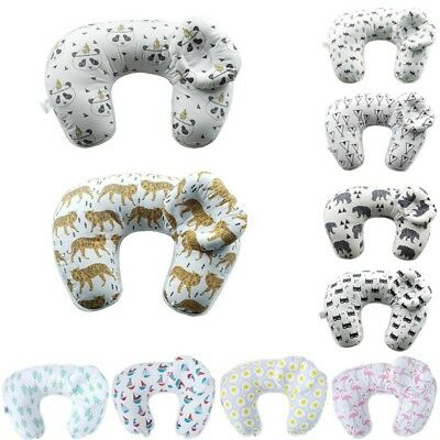 Newborn Baby U-Shaped Maternity Breastfeeding Nursing Support Pillow Detachable