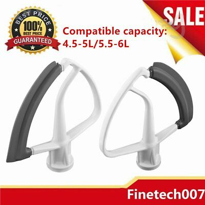 Flex Edge Flat Metal Beater Replacement Part for Kitchen Aid Stand Mixer NEW SY