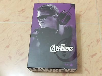 Hot Toys MMS 172 Iron Man The Avengers Hawkeye Jeremy Renner NEW