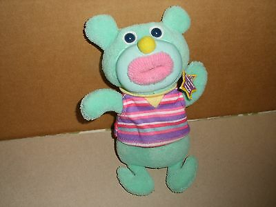 Mint Green SING A MA JIG Fisher Price 9'' Sings It's Raining It's Pouring