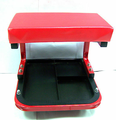 Garage Seat Creeper (Stool/Chair) With Tool Tray **NEW** Mechanic Workshop