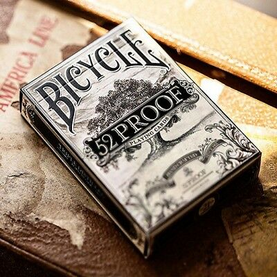Bicycle 52 Proof Playing Cards Prohibition Series Deck by Ellusionist