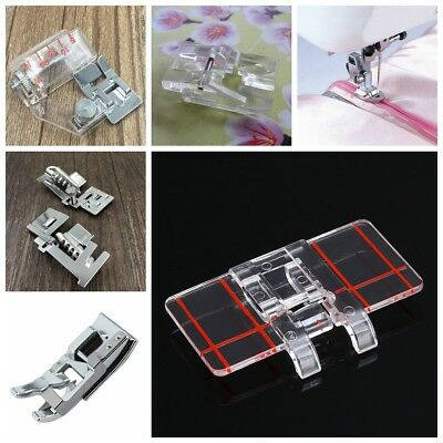 Various Styles Domestic Sewing Machine Presser Foot Feet  For Brother Singer