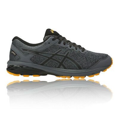 Asics GT-1000 6 Winter Mens Black Gore Tex Running Sports Shoes Trainers