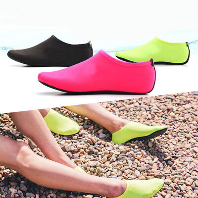 1Pair Neoprene Surfing Swimming Diving Shoes Socks Water Sports Colorful Durable