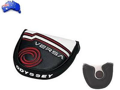 1x ODYSSEY VERSA MALLET GOLF PUTTER HEADCOVER HEAD COVER
