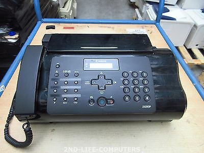 CANON JX210P printer scanner copier fax phone 600 dpi - INCL HANDSET