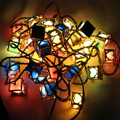 LED Night Scene Outdoor Indoor Decoration Light Halloween 28 Lamps Splendid HB4