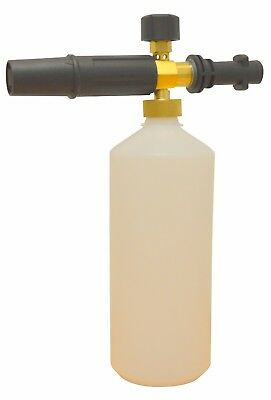 Karcher K series compatible Snow Foam Lance with 1Lt Bottle HD *FULLY ASSEMBLED*