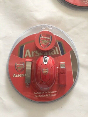 Arsenal FC Official Executive Gift Pack