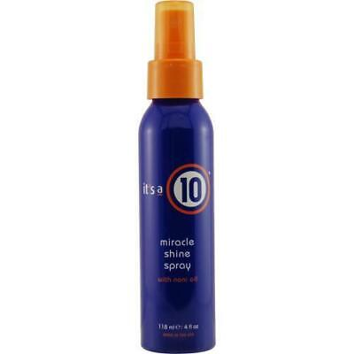 It's A 10 Its A 10 Miracle Shine Spray With Noni Oil 120ml Treatments