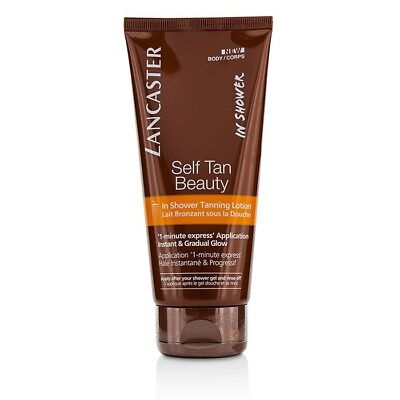 Lancaster Self Tan Beauty In Shower Tanning Lotion 200ml Sun Care & Bronzers