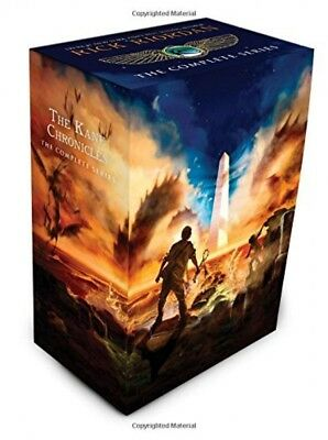 The Kane Chronicles The Complete Series