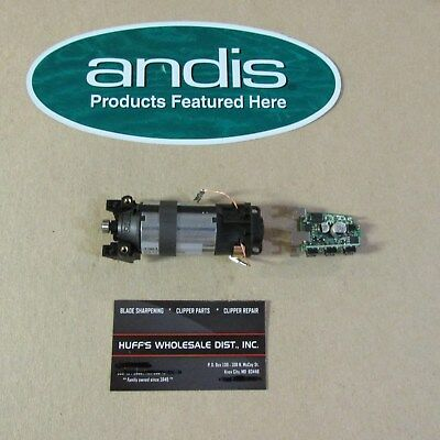 Andis Model SMC Excel 5 Speed Clipper Replacement Parts Motor  & Switch Assembly