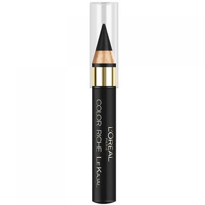 Loreal Color Riche Le Kajal 501 Black