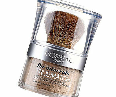 Loreal The Mineral True Match D6 W6 Honey Miel