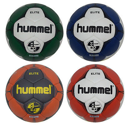 Hummel Elite Handball aktuelle Farben Gr. 2/3 Spielball Trainingsball SALE