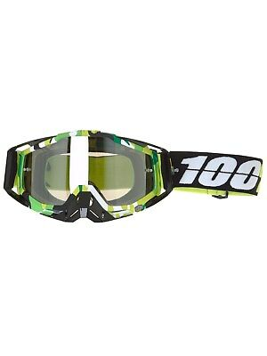 100 Percent Bootcamp-Mirror Silver Racecraft MX Goggle