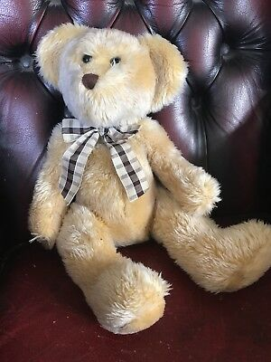 Russ Kipling Large Teddy Bear