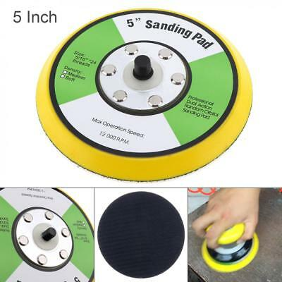5inch 12000RPM Dual Action Random Orbital Sanding Pad for Air Sanders Polishers