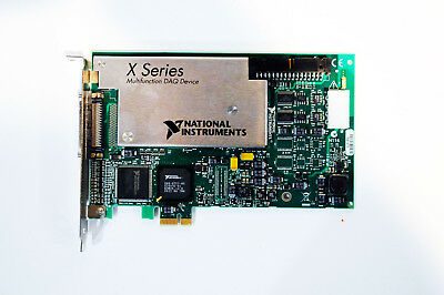 *USA* National Instruments NI PCIe-6351 NI DAQ Card, X-Series, Multifunction
