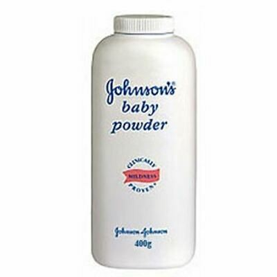 JOHNSONS BABY POWDER 400g JOHNSONS BABY POWDER