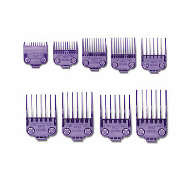 ANDIS NANO MAGNETIC ATTACHMENT COMB GUARDS SET  0-4 or 5-8 (DOUBLE MAGNET)
