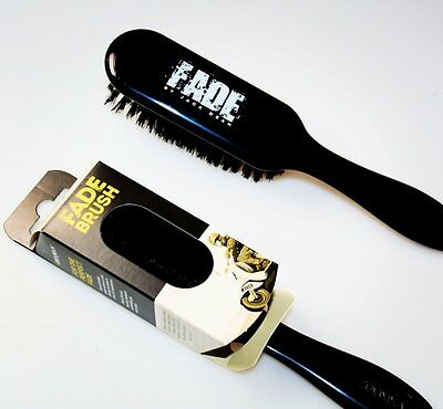 Denman Jack Dean Fade Brush (Made in Britain) Soft Bristle