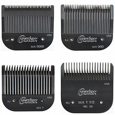 Oster 616 Clipper Blades Heads Attachments Available In All Sizes