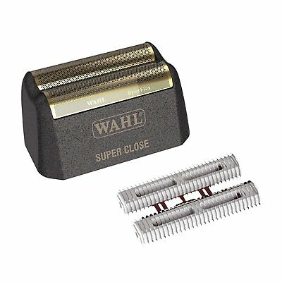 Wahl Five Star (5 Star) Shaver Shaper Finale Foil + Cutter Bar 7043