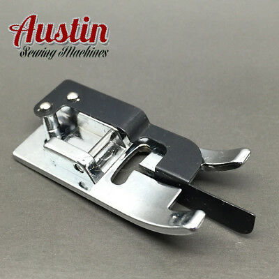 Compatible Edge Joining / Stitch in the Ditch Sewing Machine Presser Foot by