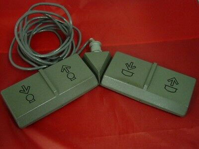 Hologic / Lorad Mammography M-Iii Dual Action Foot Switch P/n Sp-516-107
