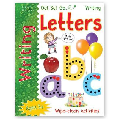 Learn to write Alphabet wipe clean book PEN INCLUDED!!!!