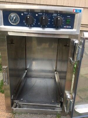 Alto-Shaam Warming Cabinet Halo Heat Slow Cook & Hold 40Lb Oven - 500-Th-Ii